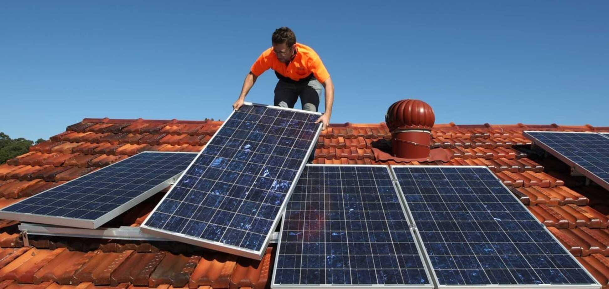 В Одесі вирішили оснастити дахи житлових будинків сонячними панелями