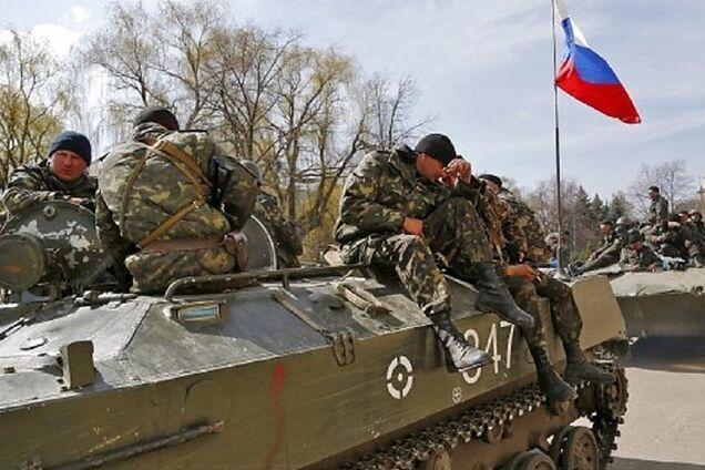 Війна Росії проти України на Донбасі. Ілюстрація