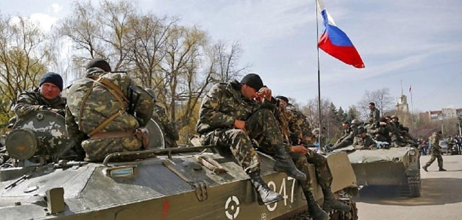 Війна Росії проти України на Донбасі