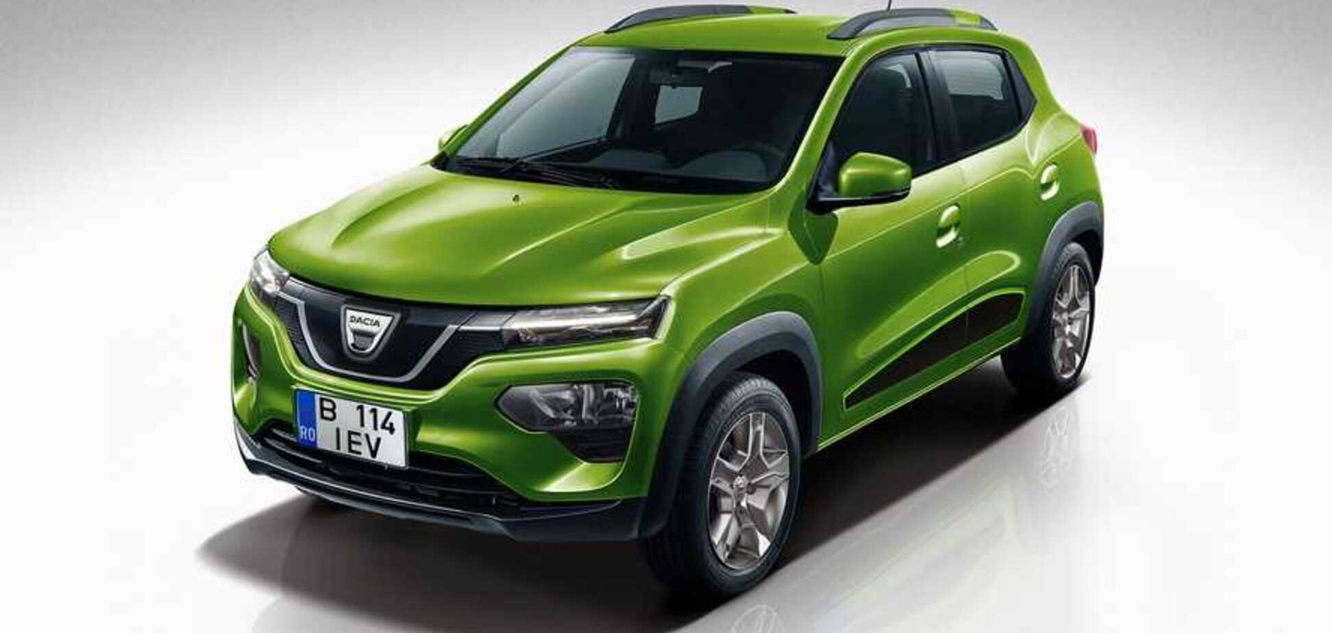 Официально: Renault Logan и Duster получат электрического брата