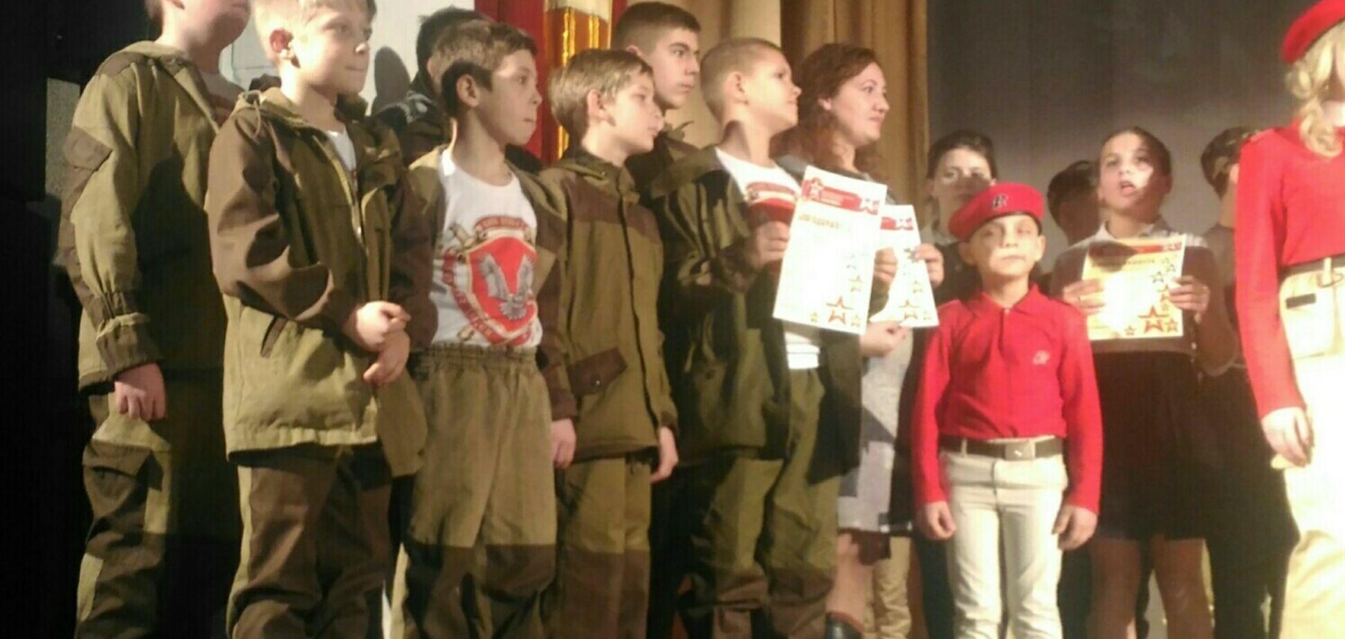 'Вливают в мозг отраву': оккупанты в Крыму попались на зомбировании детей