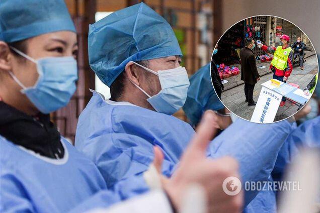 У Китаї назвали препарат проти коронавірусу