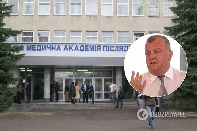 Выборы в вузе Харькова: стало известно, стал ли ректором медик-продавец младенцев