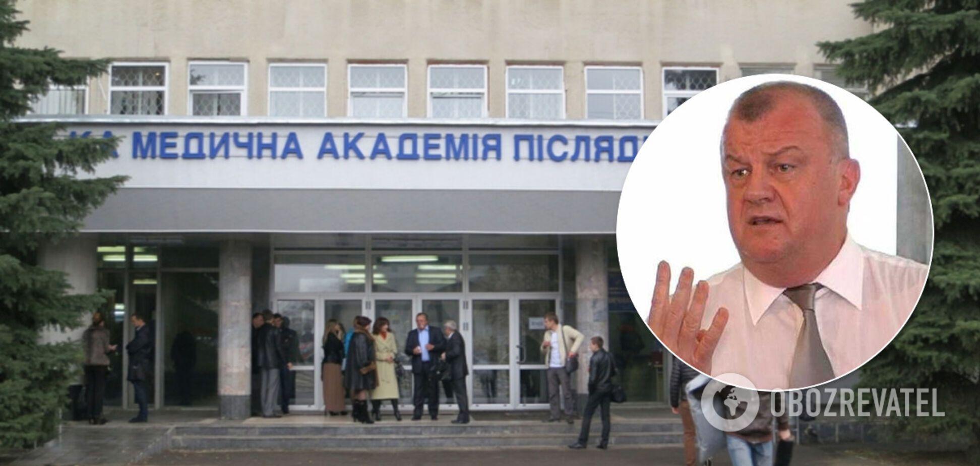 Вибори у виші Харкова: стало відомо, чи став ректором медик-продавець немовлят