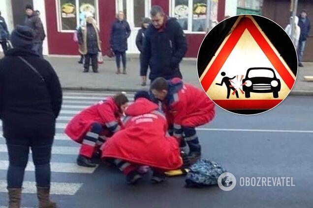 За месяц в ДТП погибли двое пешеходов