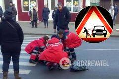 Війна на дорогах: чому в Черкасах мало не щодня пішоходи опиняються під колесами автомобілів. Фото