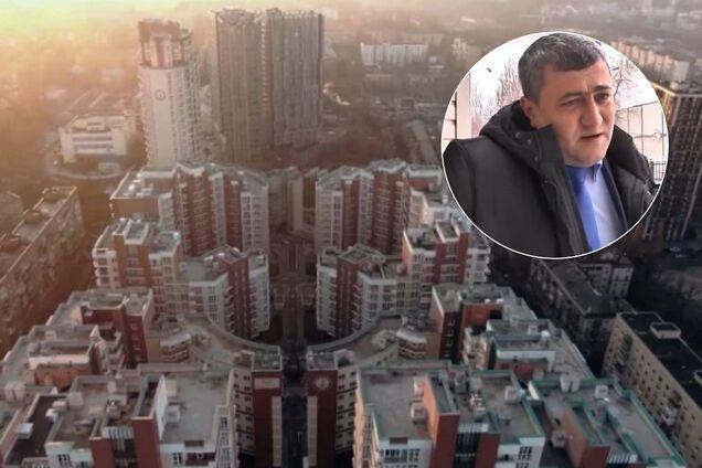 Всплыло имущество главы Энергетической таможни Андрея Хомяка