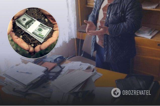 Сільського голову-хабарника оштрафували на Прикарпатті