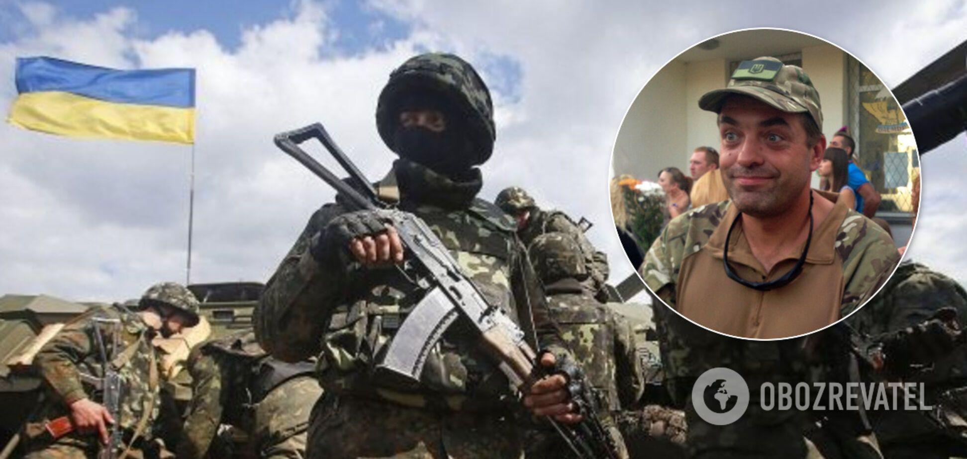 Бирюков извинился за 'ублюдков' в ВСУ