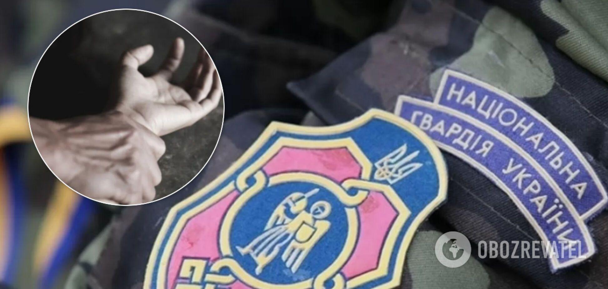 Зґвалтування неповнолітньої в Ужгороді: у Нацгвардії дали відповідь