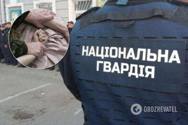 В Ужгороде нацгвардеец подозревается в изнасиловании несовершеннолетней