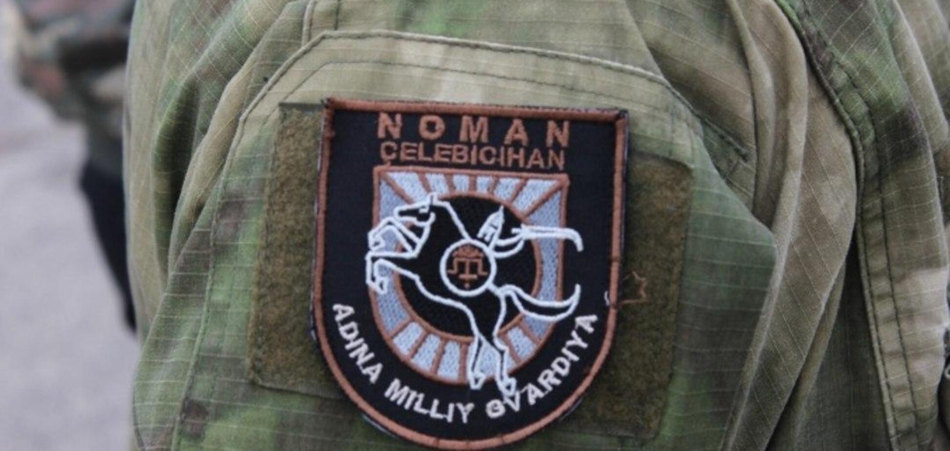 ФСБ заявила о задержании в Крыму бойца добробата