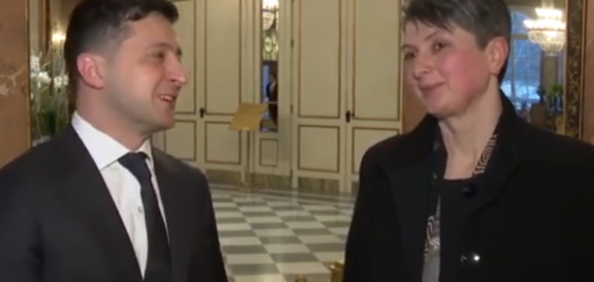 Мать Маркива оценила визит Зеленского в Италию