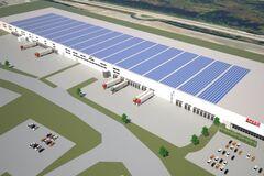Самая большая в Европе: в Швеции установят гигантскую солнечную станцию