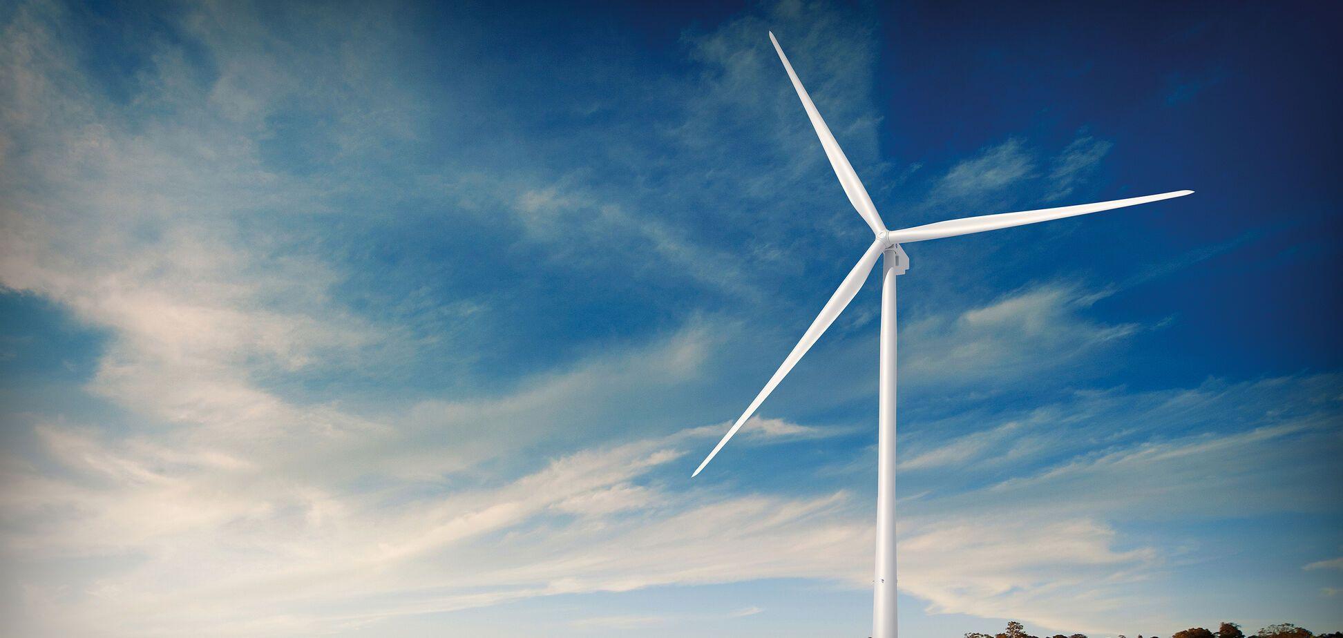 В США розробили надпотужний вітрогенератор
