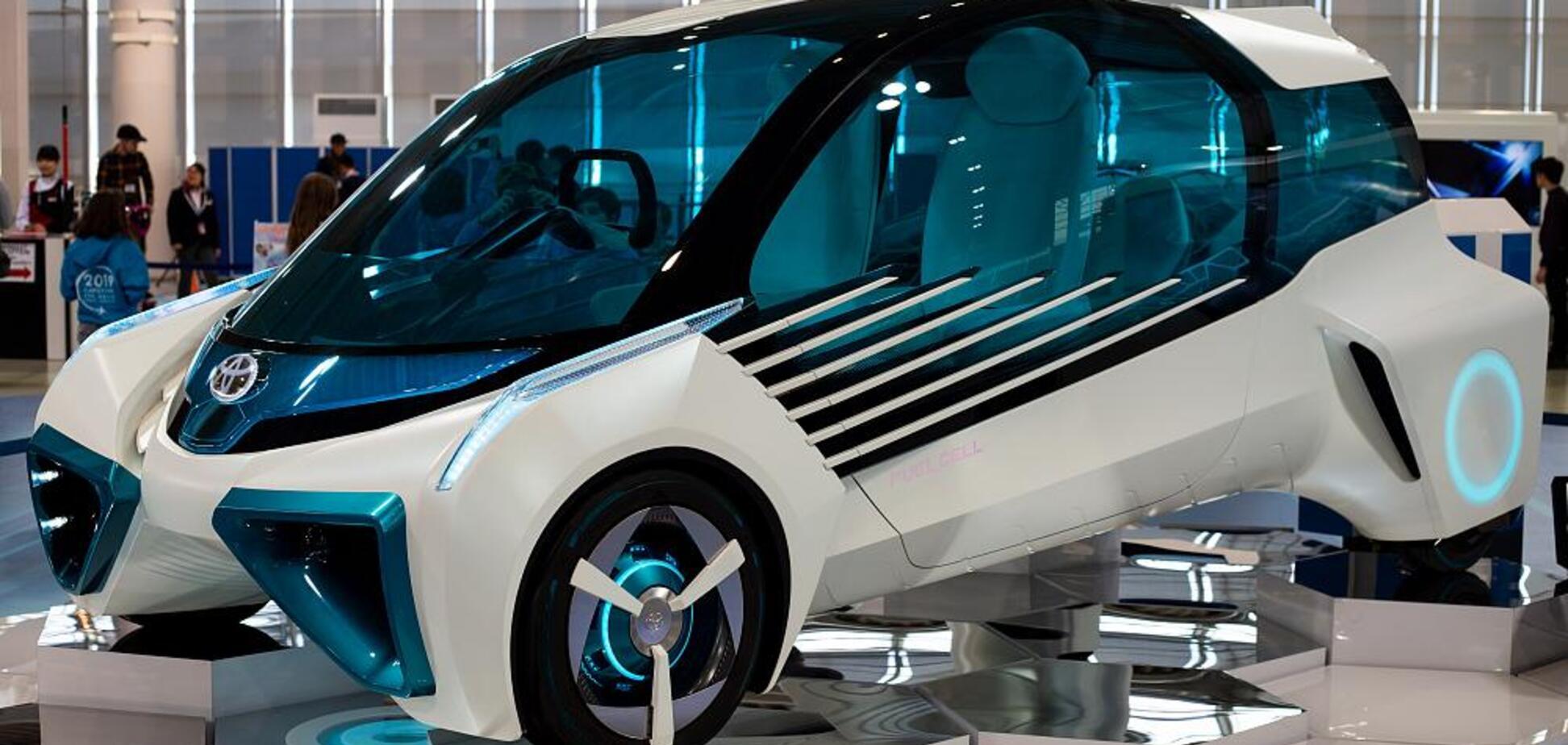 Продажи водородных авто внезапно показали двойной рост: озвучена причина