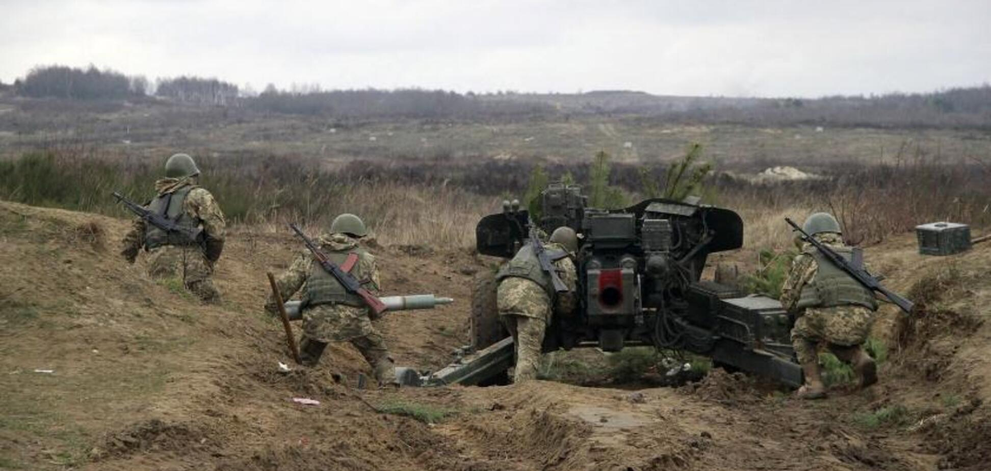 'Л/ДНР' нагло ударили по ВСУ из запрещенного оружия