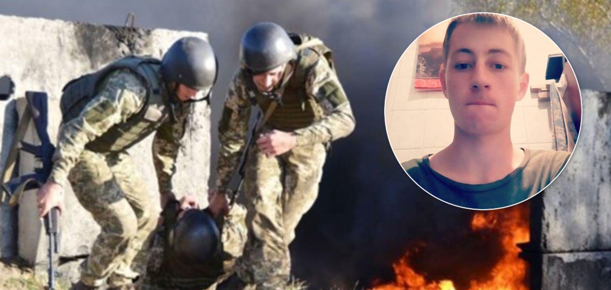 Потрапив під вогонь: стали відомі подробиці загибелі молодого солдата під Оріховим