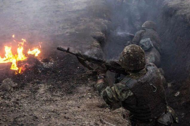 Бой на Донбассе принес потери ВСУ
