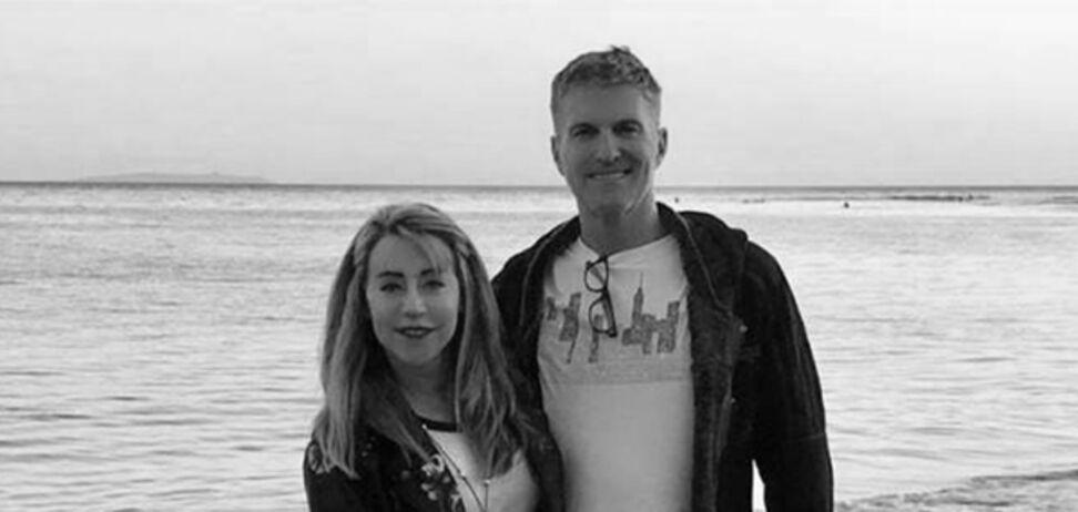 Шеріл Сандерс з чоловіком