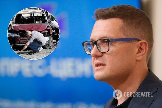 Баканов запідозрив фігурантів справи про вбивство Шеремета в зв'язку з СБУ