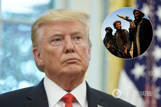 """Трамп пошел на переговоры с """"Талибаном"""""""