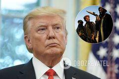 'Я не желаю убивать миллионы': Трамп решил договариваться с террористами в Афганистане