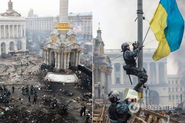 Історія учасника Майдану розчулила українців. Ілюстрація
