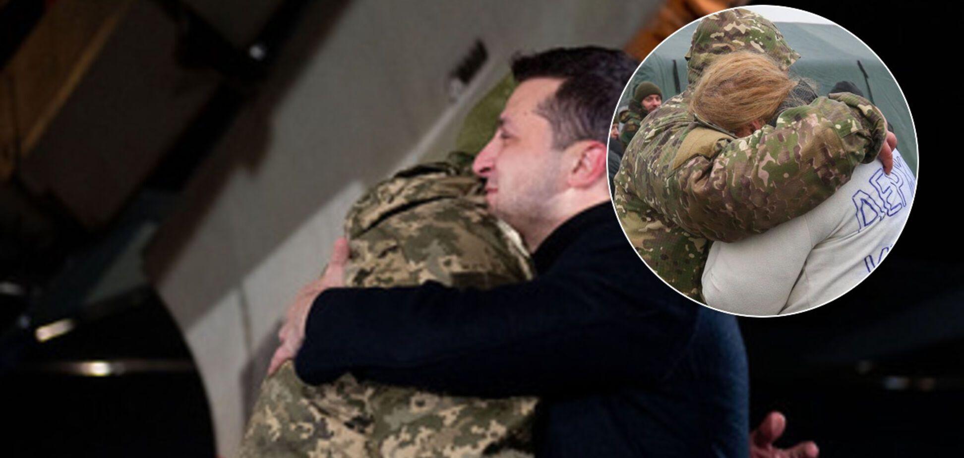 Без паспорта и денег выселили из санатория: жуткая история освобожденного украинского пленного