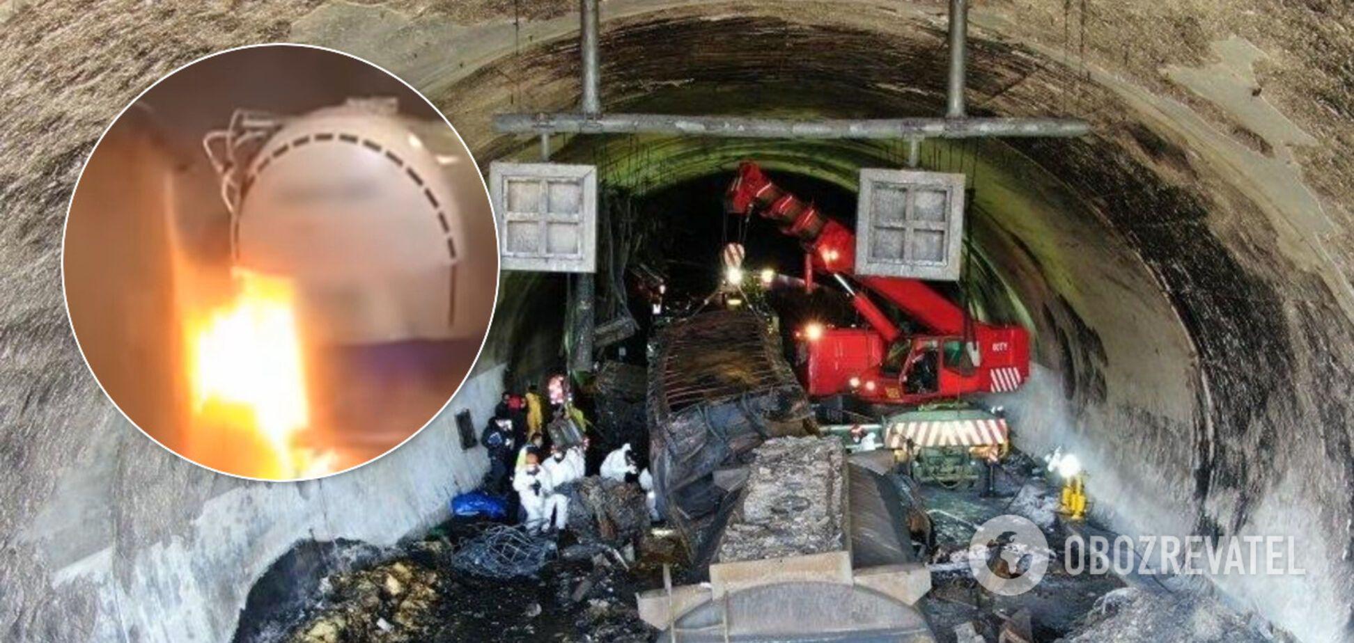 Багато жертв, 30 авто зім'яті: у Південній Кореї вибухнула вантажівка з хімікатами. Фото і відео
