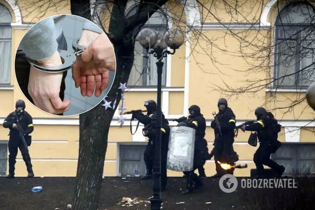 """Бывшему сотруднику спецподразделения """"Омега"""" объявили подозрение в убийствах на Майдане"""