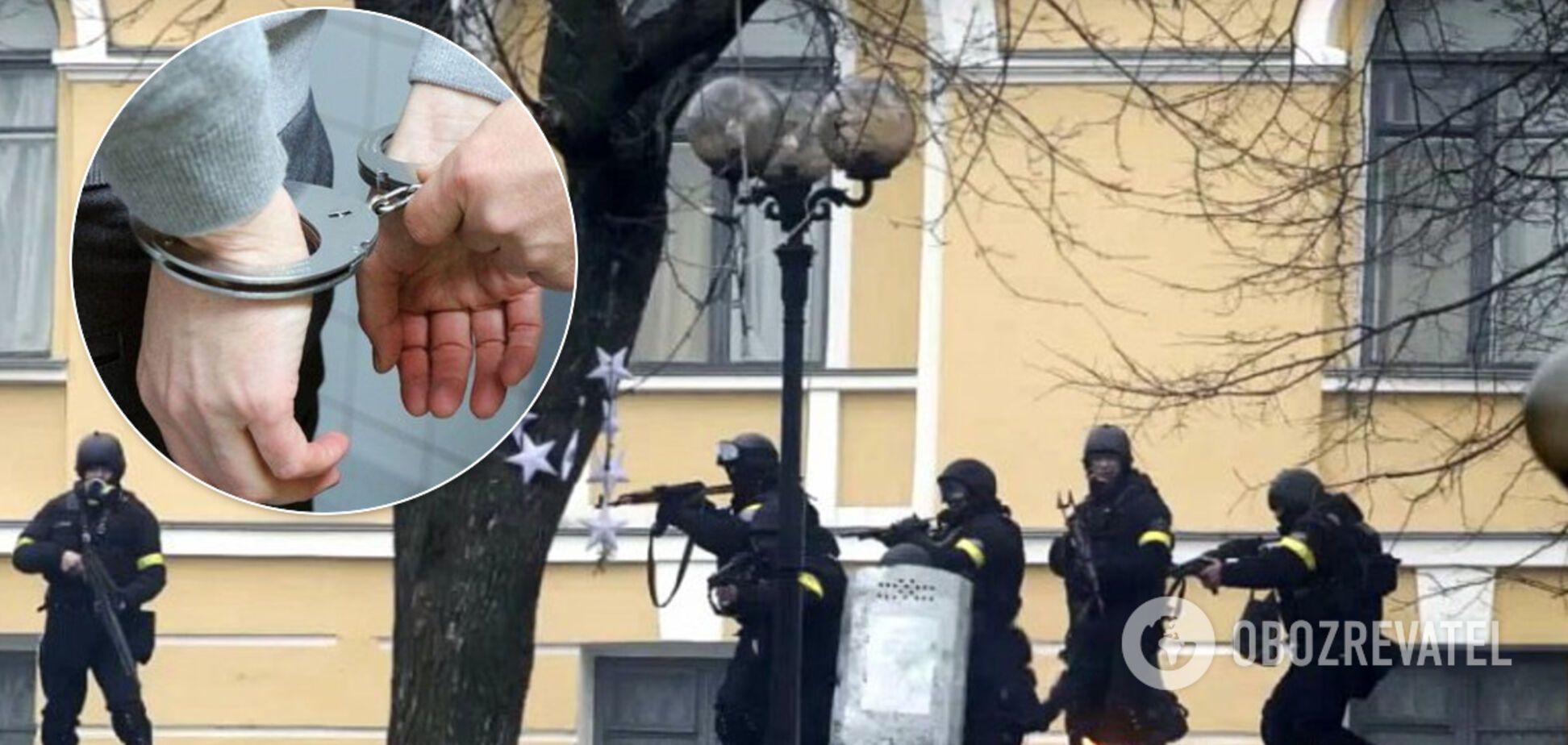 Расстрелы на Майдане: Генпрокуратура объявила подозрение экс-силовику 'Омеги'