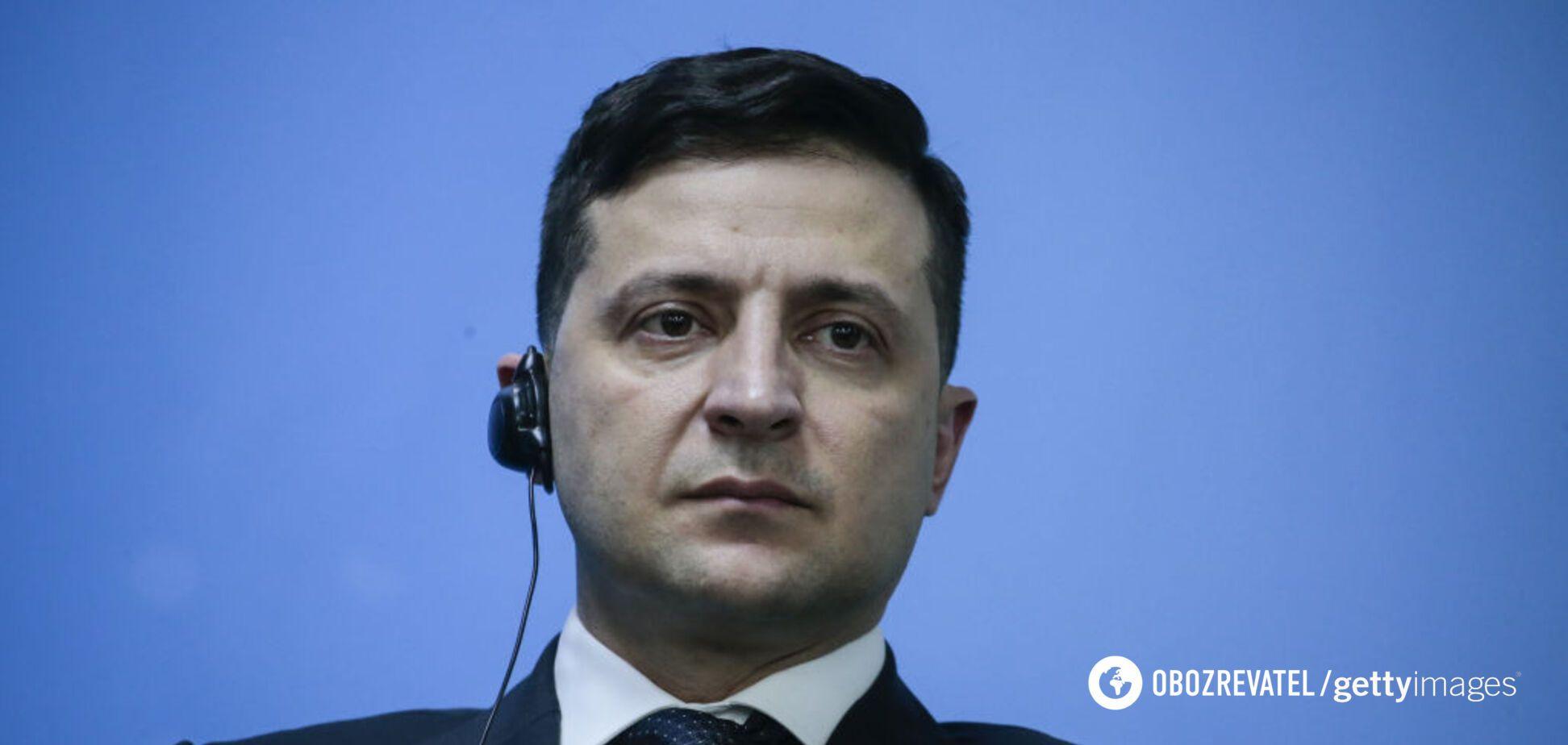 Зеленский ответил на обстрелы террористов на Донбассе и внезапно сменил тему. Видео