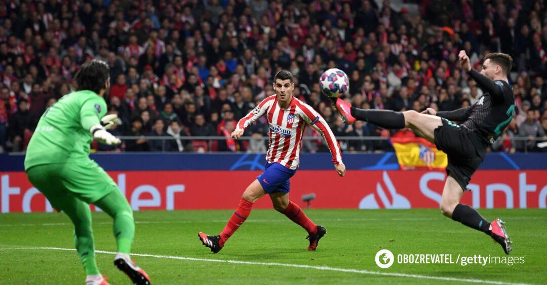Сенсация в Мадриде и безумие в Дортмунде: результаты Лиги чемпионов 18