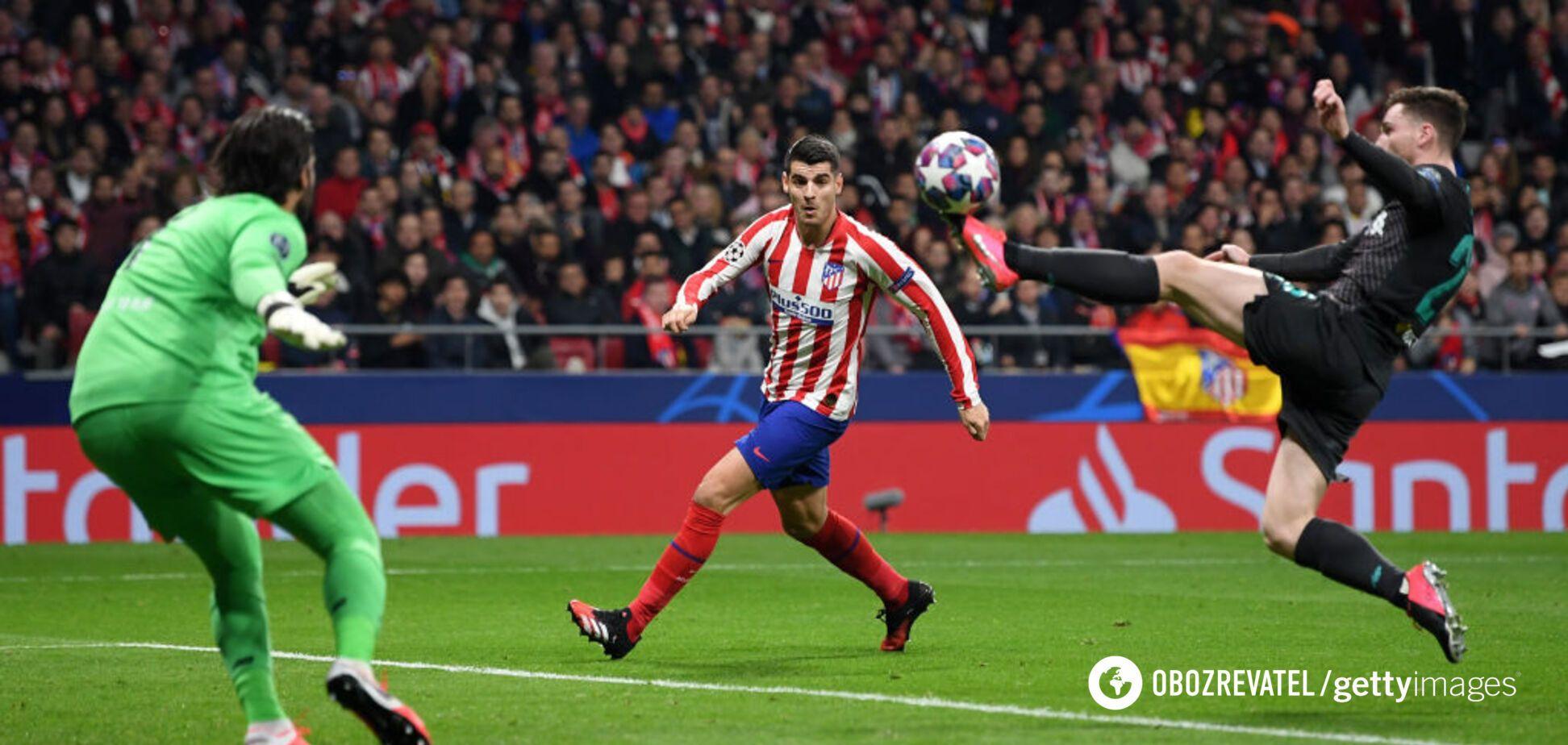 Сенсация в Мадриде и безумие в Дортмунде: результаты Лиги чемпионов 18 февраля