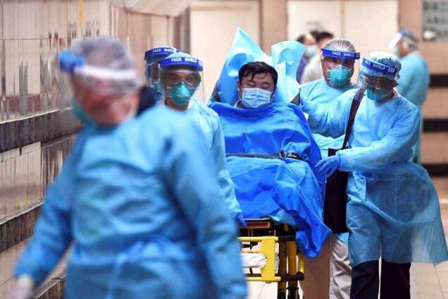 Коронавірус у Китаї почав ущухати