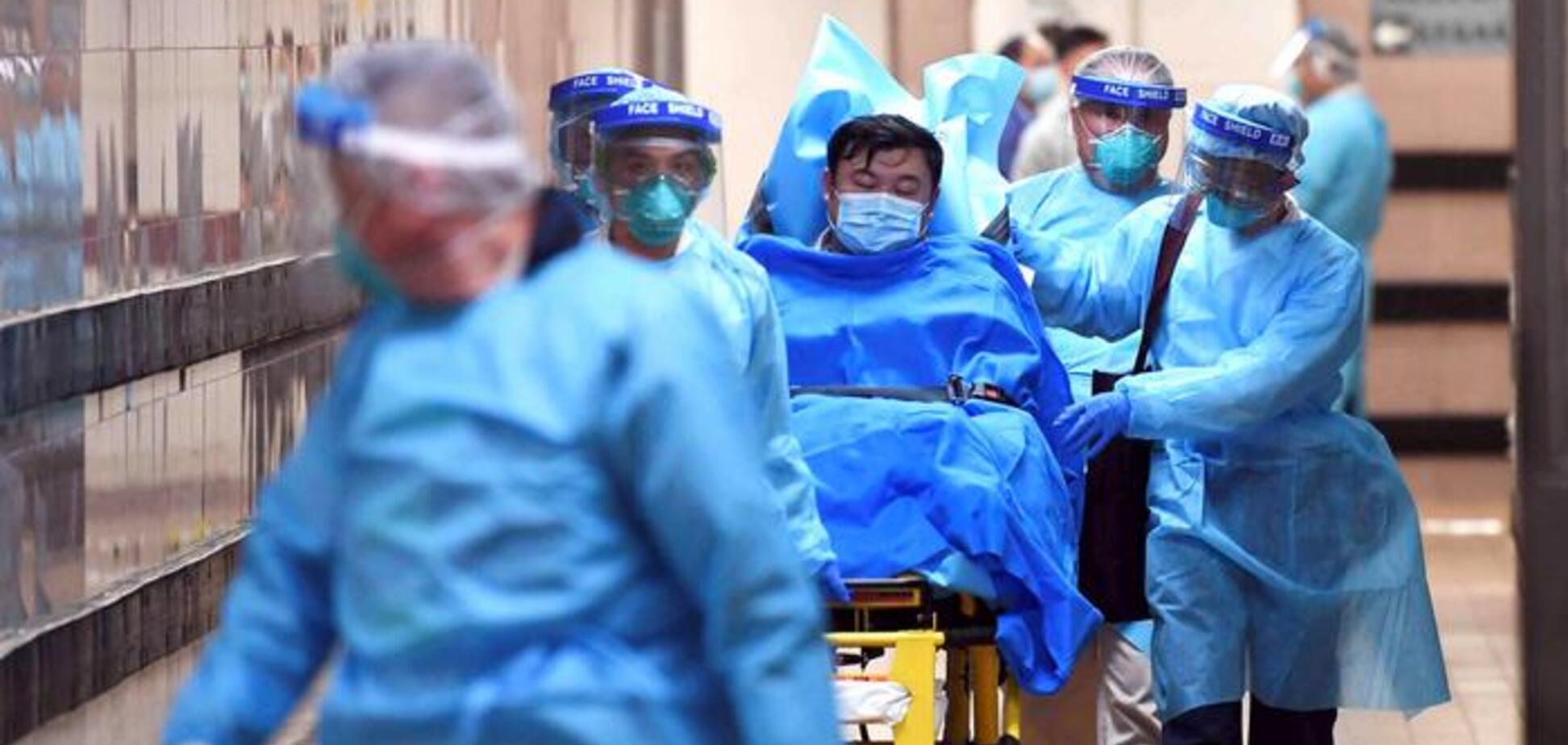 Коронавірус у Китаї почав ущухати: з'явилися багатонадійні цифри