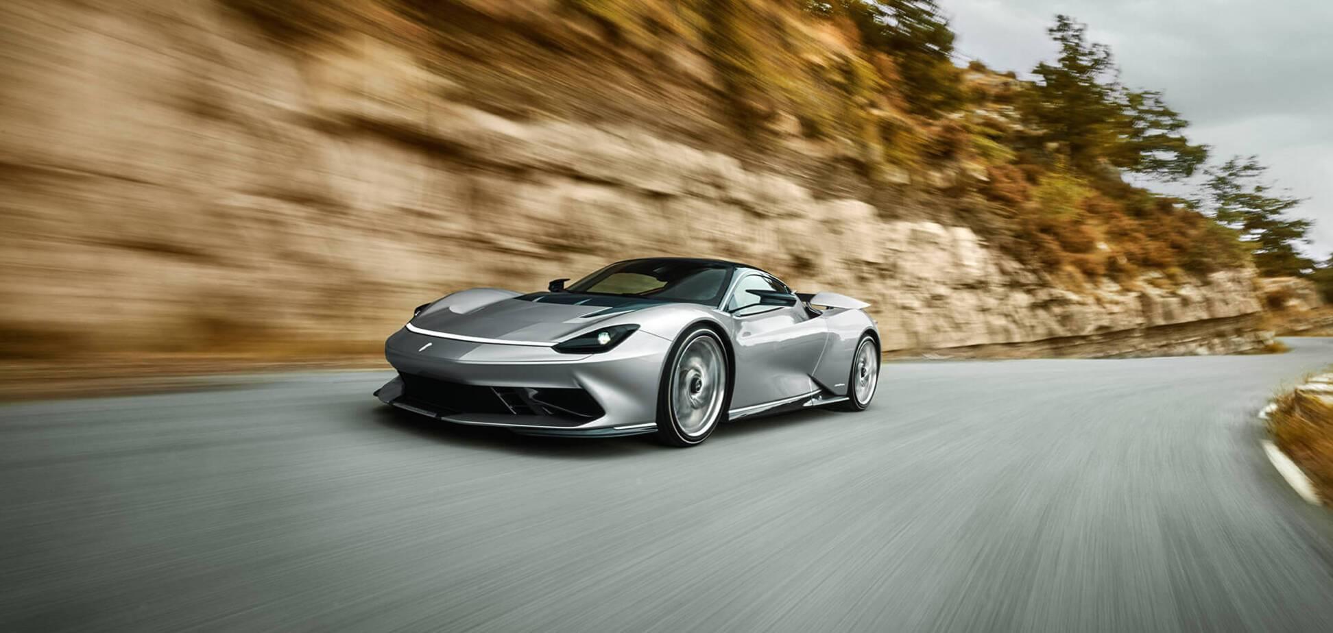 Электромобиль Pininfarina обошел лучшие бензиновые гиперкары: итог удивил даже создателей