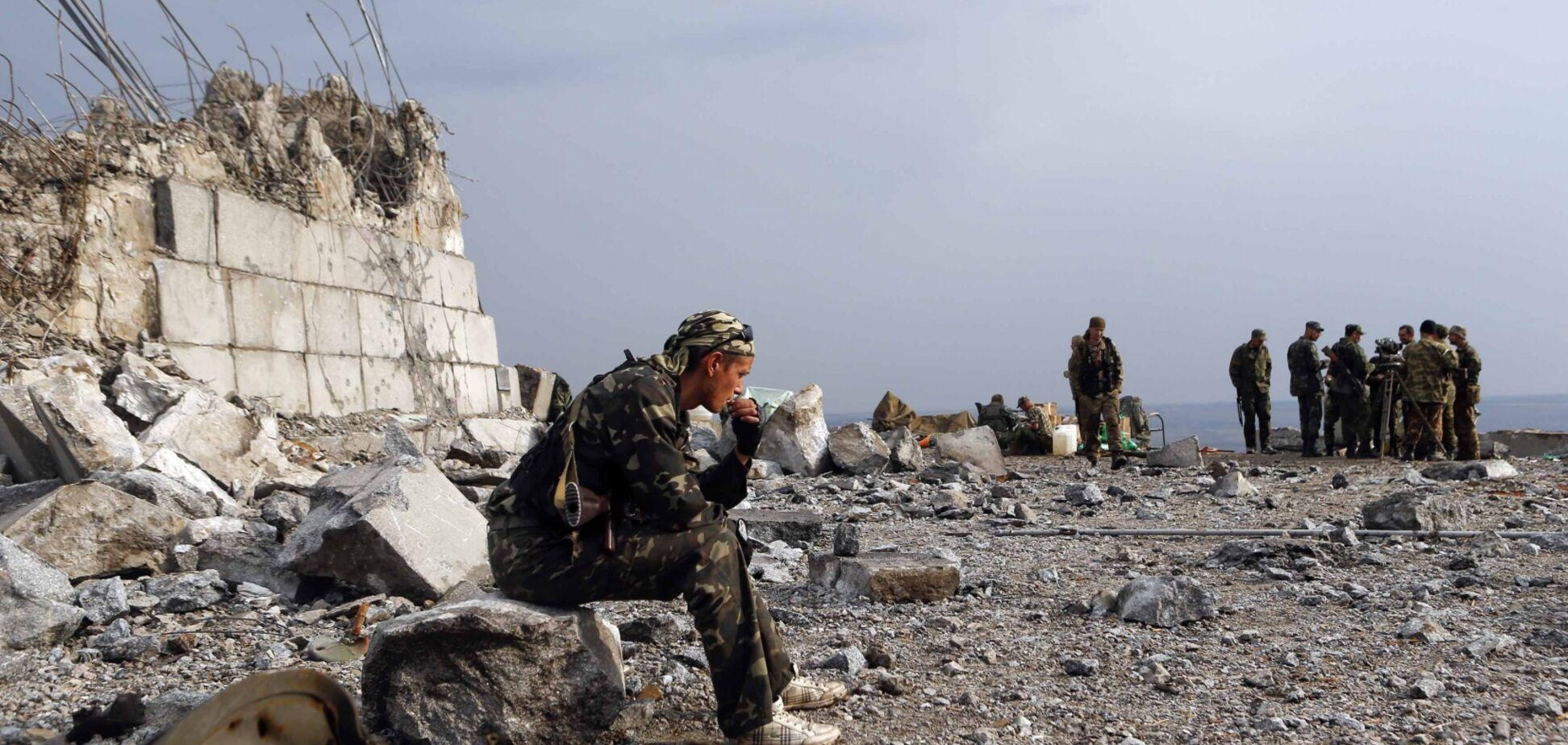 Российские военные позорно отступили: бой на Донбассе закончен