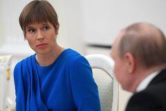 'Война в центре Европы': Эстония призвала мир помочь Украине противостоять российской агрессии