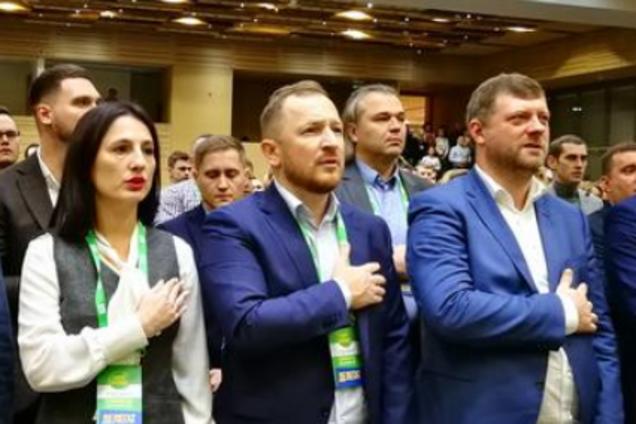 """""""Слуга народу """"визначила кураторів для місцевих виборів"""