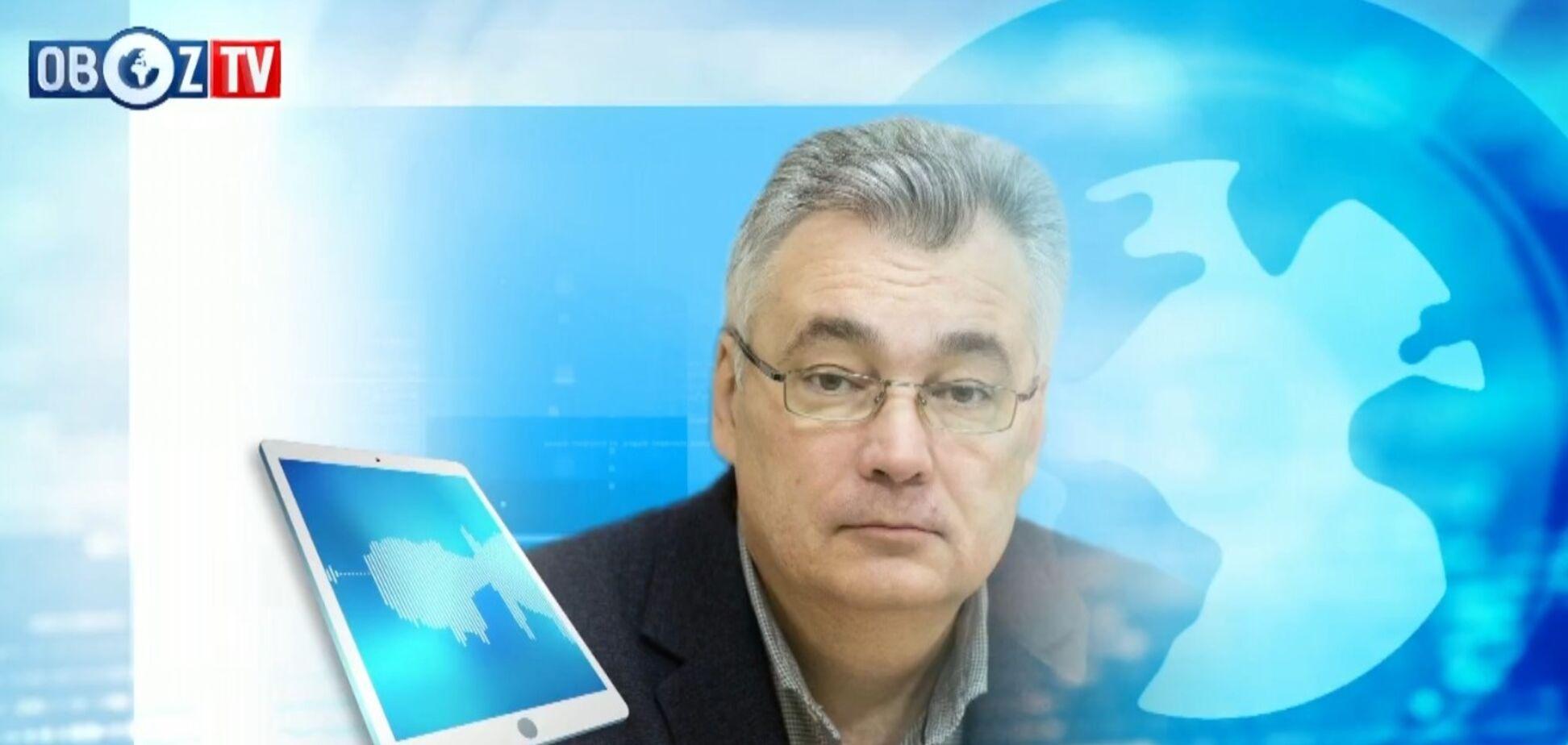 Москва хоче прямих перемовин Києва з терористами: військовий експерт