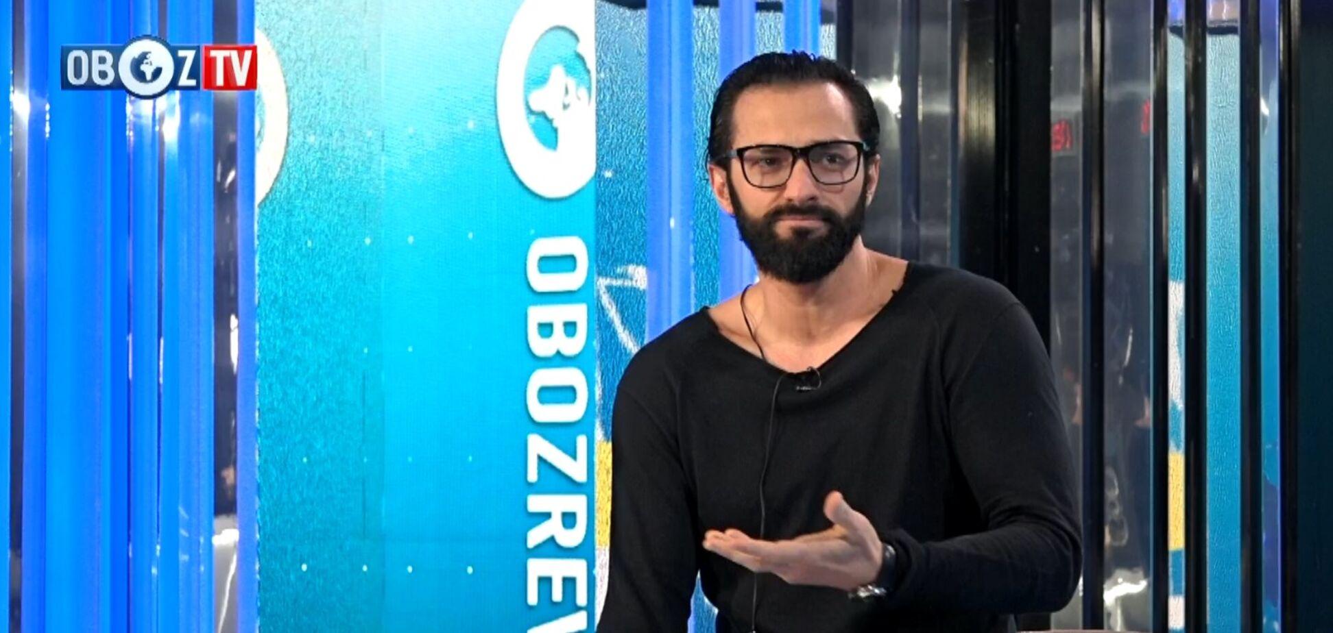 Певец KISHE стал гостем прямого эфира ObozTV ч.1
