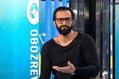 Співак KISHE став гостем прямого етеру ObozTV ч.1