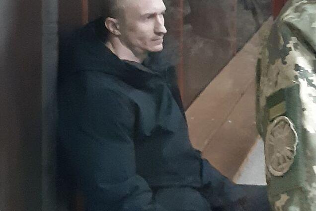 Затриманий Володимира Косенка