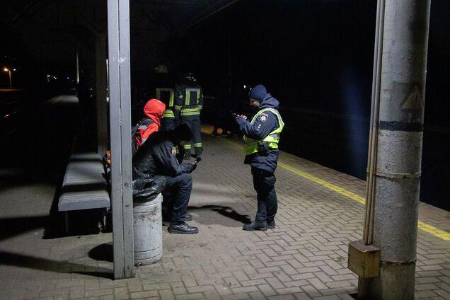 У Києві на Караваєвих дачах знайшли тіло у розірваній куртці