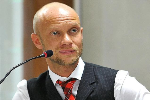 От КВН до шуток о Зеленском: чем прославился 41-летний Дмитрий Хрусталев