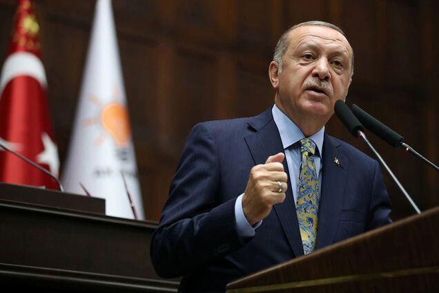 Эрдоган заявил о военной операции в Сирии