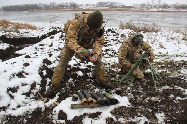ВСУ предупредили о новом наступлении РФ на Донбассе