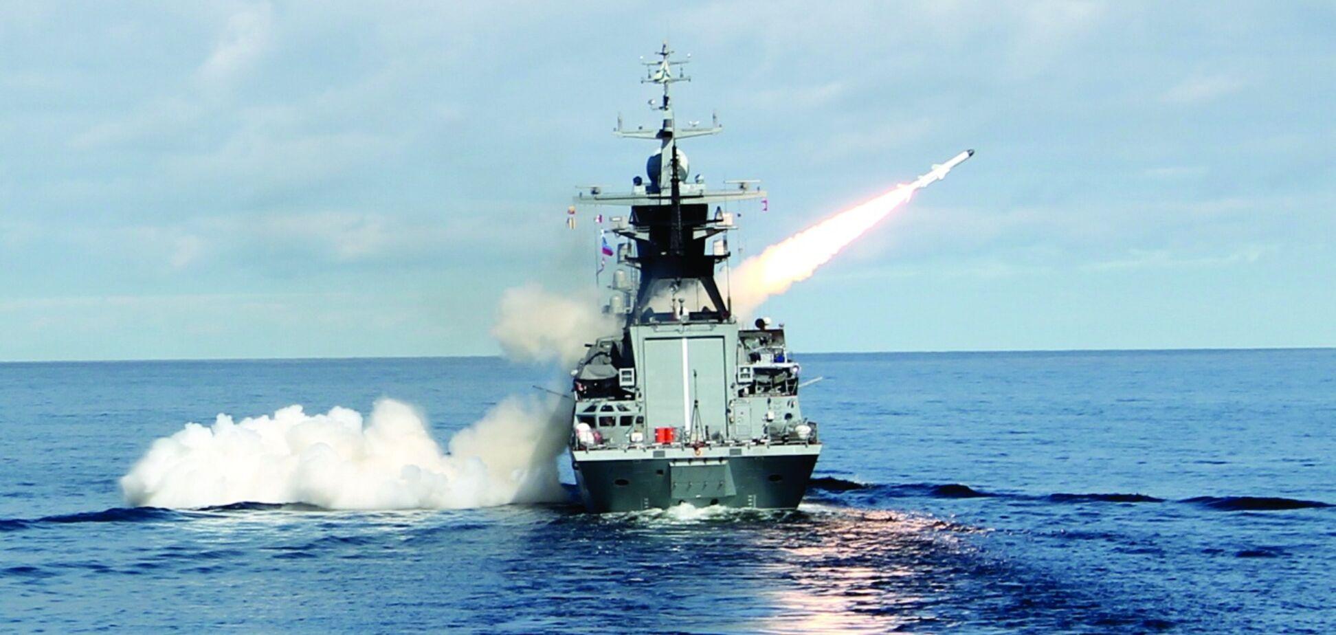 Росія могла б атакувати Україну з Каспійського моря – військовий експерт